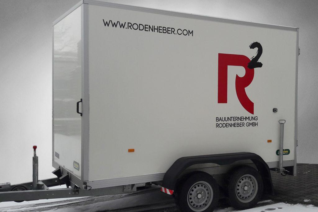 Kunde: Bauunternehmung Rodenheber GmbH . Trebur