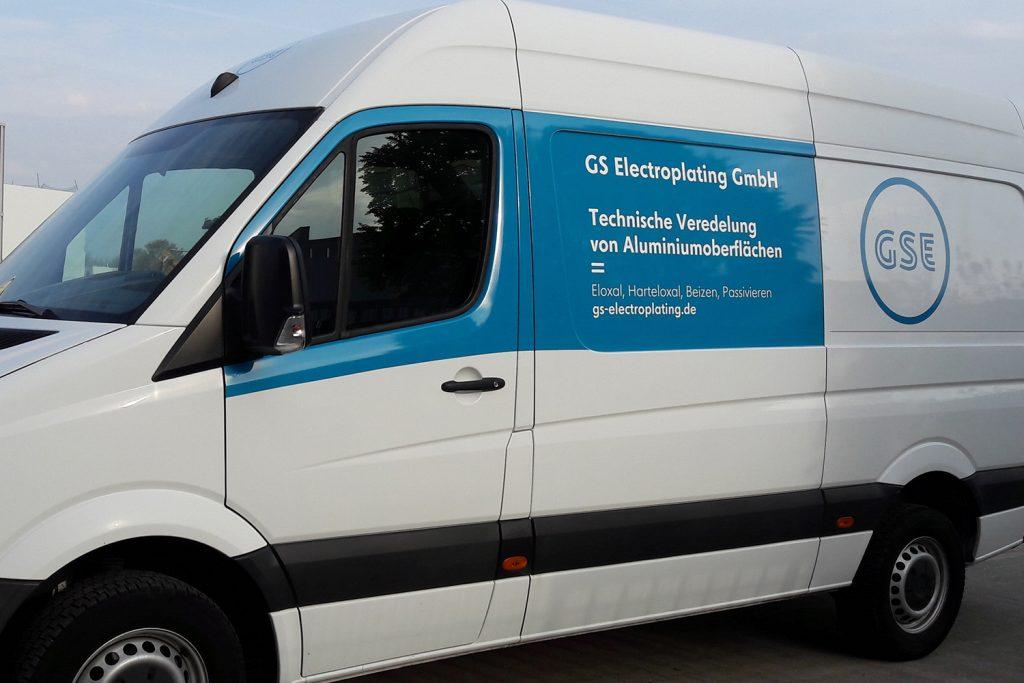 Kunde: GS Electroplating GmbH . Trebur